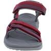 Teva W's Terra Fi Lite Sandals Rhubarb